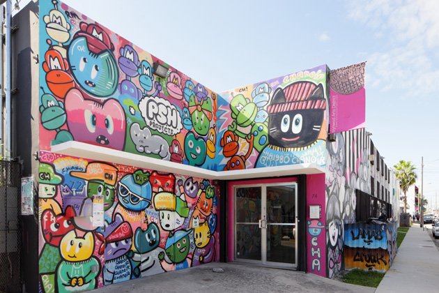 Wynwood is getting a slew of new offices. Can the neighborhood's character survive?