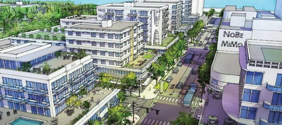 North Beach's new main street will allow taller buildings and micro-units